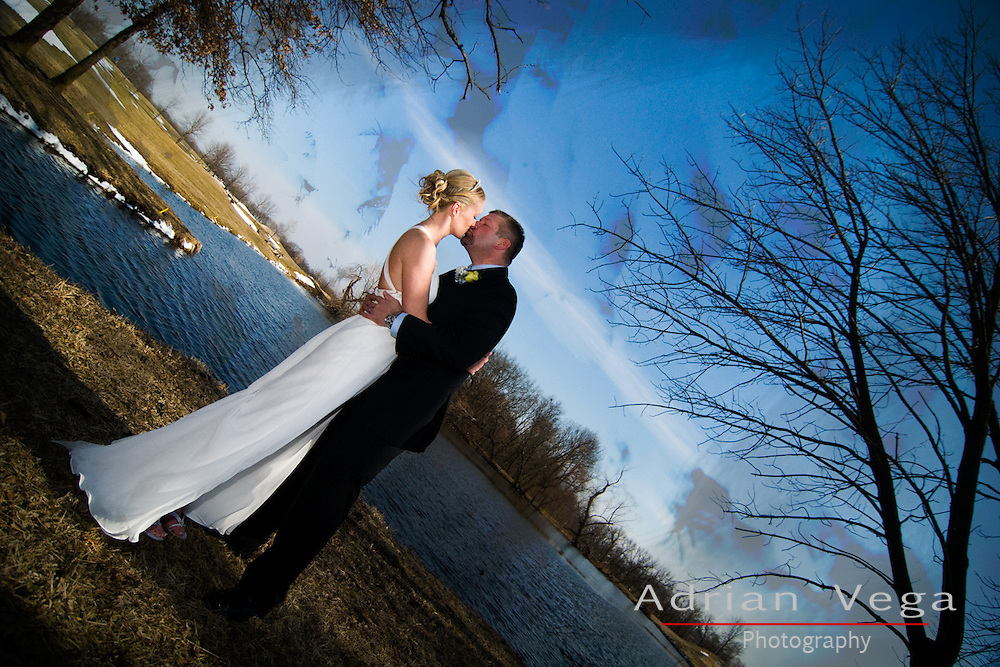 Wedding photography by Kansas City based Adrian Vega, editorialistic style and trendy images.