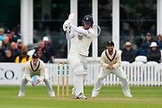 Tom Alsop of Hampshire batting during the opening day of the Specsavers County Champ Div 1 match between Somerset County Cricket Club and Hampshire County Cricket Club at the Cooper Associates County Ground, Taunton, United Kingdom on 11 May 2018. Picture by Graham Hunt.