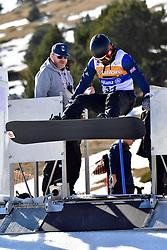 PICK Owen, SB-LL2, GBR, Snowboard Cross at the WPSB_2019 Para Snowboard World Cup, La Molina, Spain