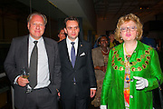 Stein Olav Henrichsen; STIAN BERGER ROSHAN; THE ACTING GOVERNOR MAYOR OF OSLO; ANGELA HARVEY; LORD MAYOR OF WESTMINSTER; , Edvard Munch, the Modern Eye. Tate Modern, 26 June 2012.