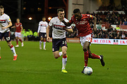 Sammy Ameobi  during the EFL Sky Bet Championship match between Nottingham Forest and Middlesbrough at the City Ground, Nottingham, England on 10 December 2019.