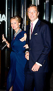 Prinses Carolina en haar man Albert Brenninkmeijer COPYRIGHT ROBIN UTRECHT