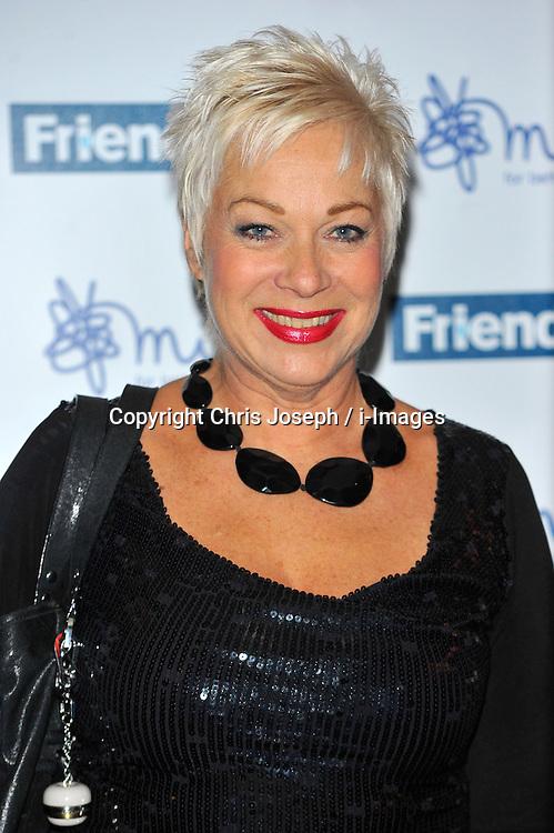 Denise Welch attends the Mind Media Awards 2012, BFI Southbank, Belvedere Road, London, United Kingdom, November 19, 2012. Photo by Chris Joseph / i-Images.