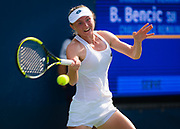 Aliaksandra Sasnovich of Belarus in action during the first round of the 2018 US Open Grand Slam tennis tournament, at Billie Jean King National Tennis Center in Flushing Meadow, New York, USA, August 28th 2018, Photo Rob Prange / SpainProSportsImages / DPPI / ProSportsImages / DPPI