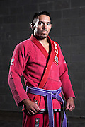 Omar Garza, Brazilian Jiu Jitsu Instructor at Fit & Fearless
