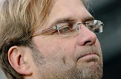 07.11.2010, AWD Arena, Hannover, GER, 1.FBL, Hannover 96 vs Borussia Dortmund,im Bild Juergen Klopp (Trainer Dortmund) EXPA Pictures © 2010, PhotoCredit: EXPA/ nph/  Schrader+++++ ATTENTION - OUT OF GER +++++