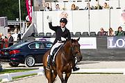 Severo Jesus Jurado Lopez - Fiontini<br /> Longines FEI/WBFSH World Breeding Dressage Championships for Young Horses 2017<br /> © DigiShots