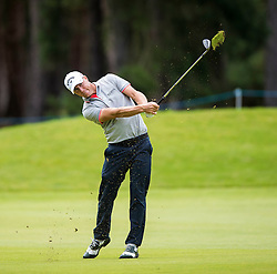Alex Noren during his match against James Morrison on day three of the Paul Lawrie Match Play at Archerfield Links, East Lothian. PRESS ASSOCIATION Photo. Picture date: Saturday August 6, 2016. See PA story GOLF Archerfield. Photo credit should read: Craig Watson/PA Wire. RESTRICTIONS: Editorial use only. No commercial use. No false commercial association. No video emulation. No manipulation of images.
