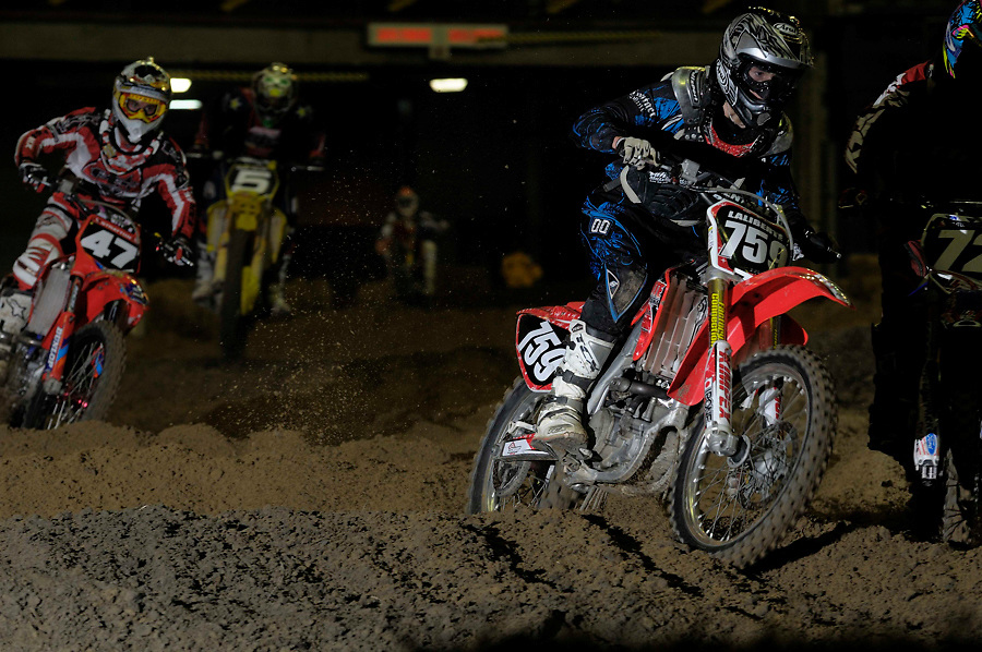 2009 Montreal Supercross..Olympic Stadium..Montreal, Quebec