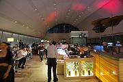 Malaysia, Kuala Lumpur. Traders Hotel. Dinner buffet at Gobo Chit Chat restaurant.