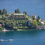 Isola Bella, Lago Maggiore Piemonte Italy