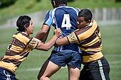 20141025 Rugby League College Sport Cup Final - Porirua College v Naenae College