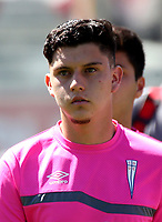 Chile League - Scotiabank 1 Division 2018 / <br /> ( C.D. Universidad Catolica ) - <br /> David Alejandro Henriquez