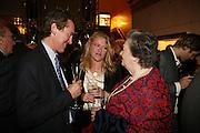 Laura Sandys and Lady Duncan-Sandys, Party celebrating publication of: The Ravenscar Dynasty by Barbara Taylor Bradford,  Moussaieff, 172 Bond Street, London,  -DO NOT ARCHIVE-© Copyright Photograph by Dafydd Jones 66 Stockwell Park Rd. London SW9 0DA Tel 020 7733 0108 www.dafjones.com
