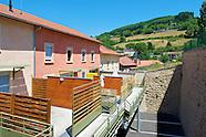 Thizy. Architecte Bernard Rivolier pour l'OPAC du Rhone.