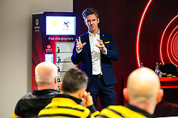 Fans forum - Mandatory by-line: Dougie Allward/JMP - 18/01/2020 - RUGBY - Ricoh Arena - Coventry, England - Wasps v Bordeaux-Begles - European Rugby Challenge Cup