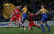 Mansfield Town v Crawley Town 15/01/2019