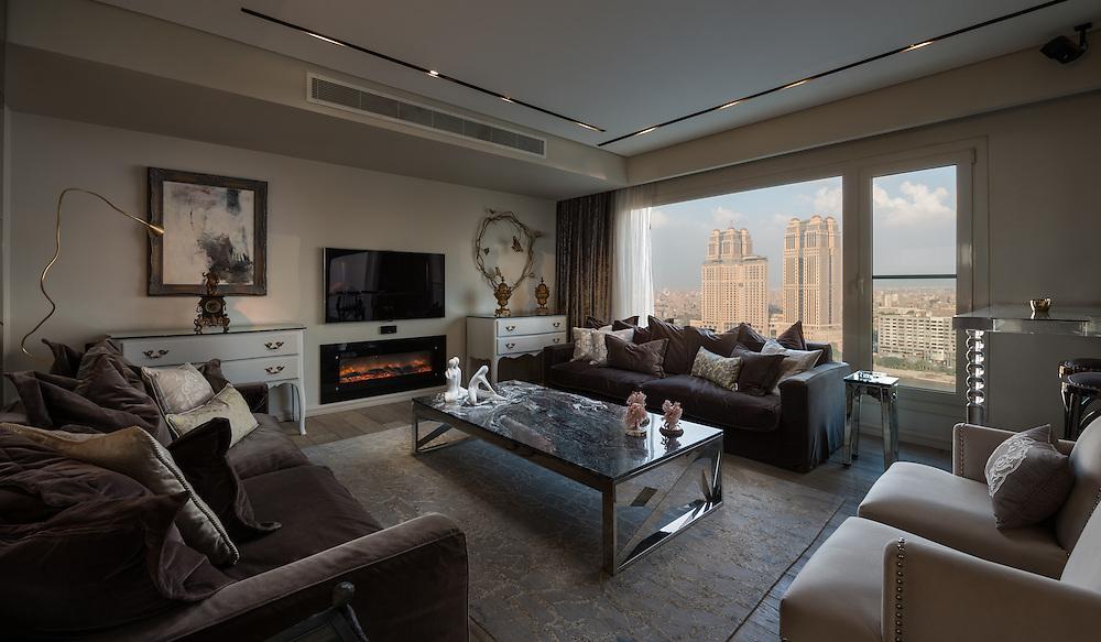 AT Residence in Zamalek | tDf Architects