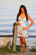 Senior photos of Alessa Solein, River Ridge Class of 2011, by Mike Carlson Photography