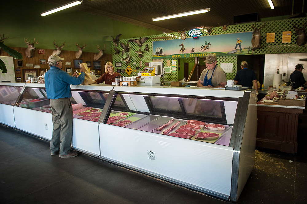 Prause Meat Market La Grange, Texas