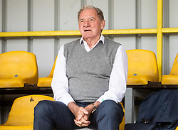 Milan Mandaric, president of Olimpija during football match between NK Domzale and NK Olimpija in 29th Round of Prva liga Telekom Slovenije 2019/20, on June 21, 2020 in Sports park, Domzale, Slovenia. Photo by Vid Ponikvar / Sportida
