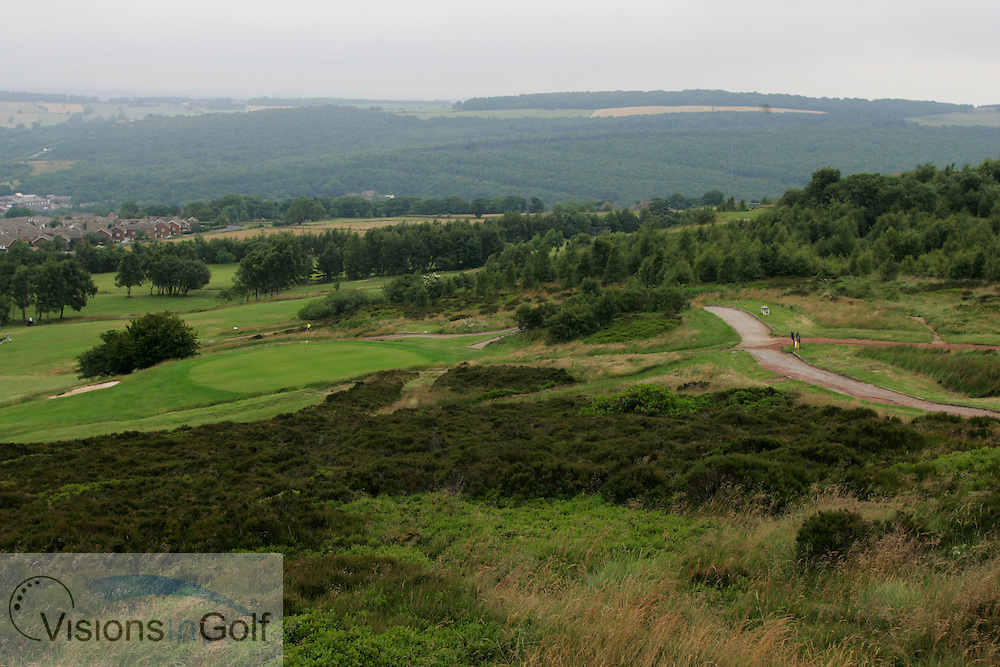 Stocksbridge GC, Sheffield, Yorkshire, EnglandUK<br /> <br /> Photo Credit:  Mark Newcombe / visionsingolf.com