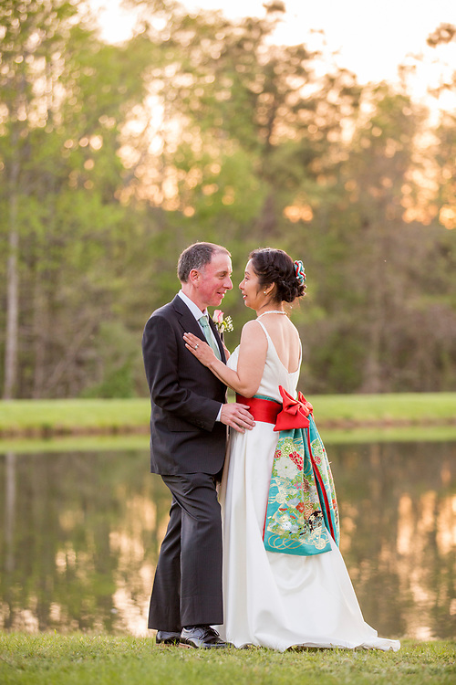 Destionation wedding in South Carolina