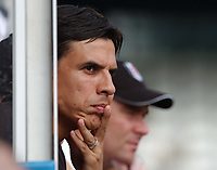 Chris Coleman (Fulham Manager) Fulham v Real Mallorca, Pre-Season Friendly, 10/08/2003. Credit: Colorsport / Matthew Impey DIGITAL FILE ONLY