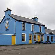 Road Bar, Connemara, Ireland, Europe