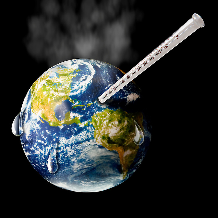 """""""The Earth has a fever. . . If the crib's on fire, you don't speculate that the baby is flame retardant. You take action.""""  -Al Gore, 2007"""