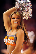 May 25, 2010; Phoenix, AZ, USA; Phoenix Suns dancers dances during the second half in game four of the western conference finals in the 2010 NBA Playoffs at US Airways Center.  The Suns defeated the Lakers 115 - 106.  Mandatory Credit: Jennifer Stewart-US PRESSWIRE