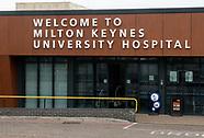 Milton Keynes Hospital coronavirus