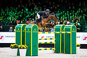Eduardo Alvarez Aznar - Rokfeller de Pleville Bois Margot<br /> The Dutch Masters - Indoor Brabant 2019<br /> &copy; DigiShots