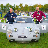 Car 101 Howard Warren Iain Tullie Porsche 356 Coupe