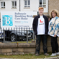 Developing Young Workforce…<br />Balhousie Care Home, Rumbling Bridge<br />for further info contact Alison Lowson at Volpa on 01738 700142 or a.lowson@volpa.co.uk<br />Picture by Graeme Hart.<br />Copyright Perthshire Picture Agency<br />Tel: 01738 623350  Mobile: 07990 594431