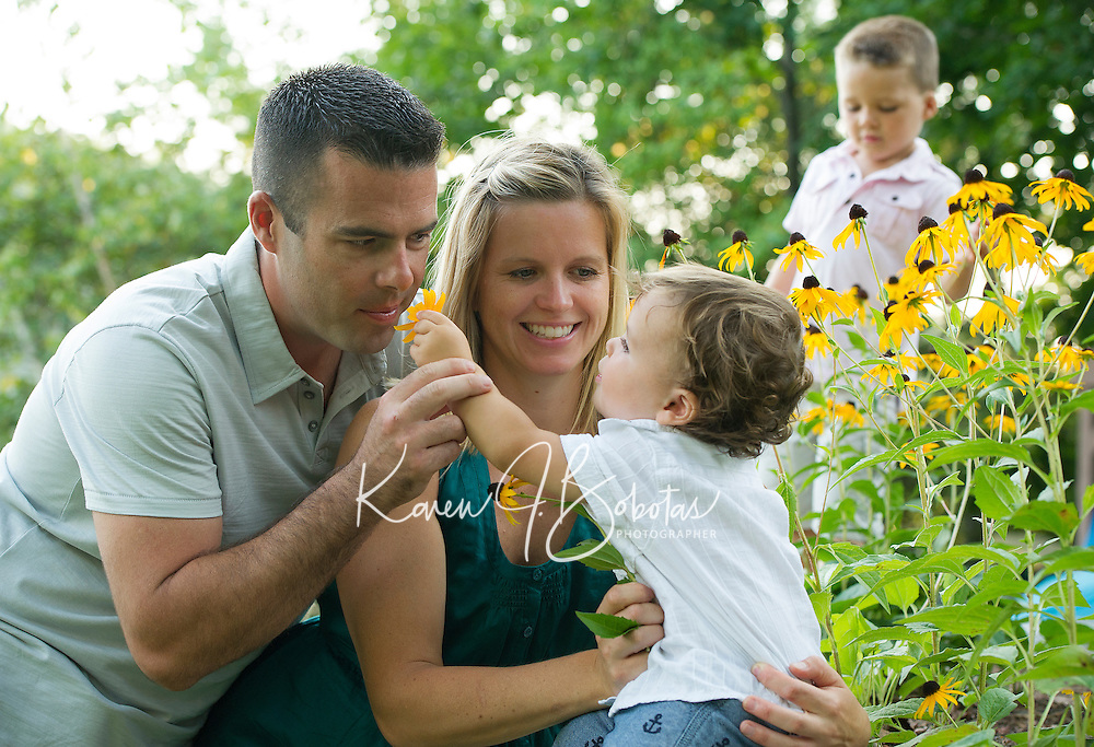 Fuller family portrait session
