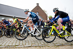 Ellen van Dijk (NED) on Haaghoek at Ronde van Vlaanderen - Elite Women 2019, a 159.2 km road race starting and finishing in Oudenaarde, Belgium on April 7, 2019. Photo by Sean Robinson/velofocus.com