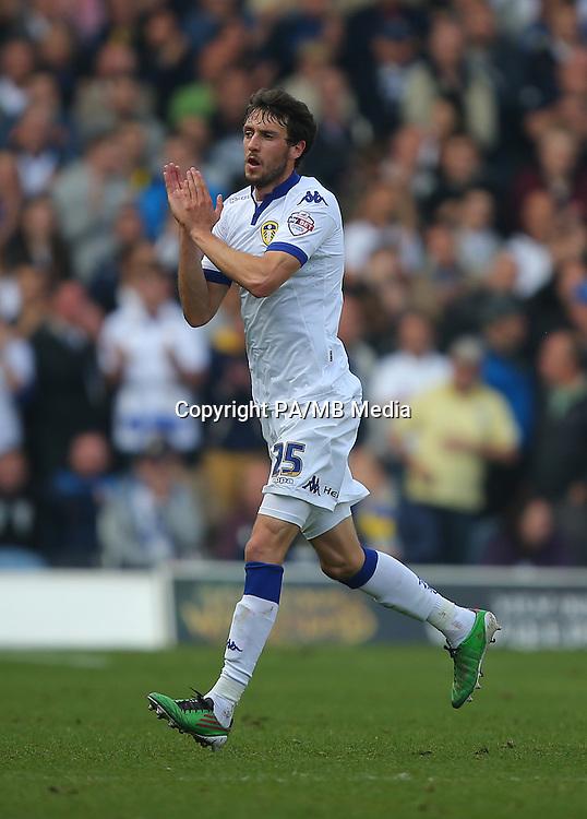 Leeds United's Will Buckley