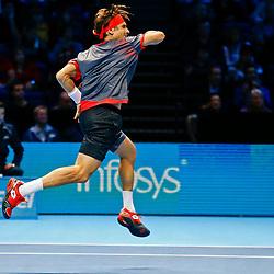 ATP World Tour Finals | London | 16 November 2015