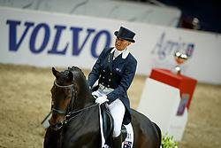 Hanna Mary, (AUS), Umbro<br /> Grand Prix<br /> Reem Acra FEI World Cup Dressage - Goteborg 2016<br /> © Hippo Foto - Dirk Caremans<br /> 25/03/16