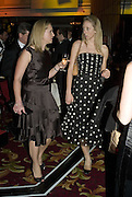 ELENA PAITRA AND JANE DUNLEVIE,  IFR ( International Financial Review)  Awards Gala  Dinner Fundraiser for Save the Children, Grosvenor House. London. 14 January 2008. <br />-DO NOT ARCHIVE-© Copyright Photograph by Dafydd Jones. 248 Clapham Rd. London SW9 0PZ. Tel 0207 820 0771. www.dafjones.com.