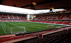 The City Ground, home of Nottingham Forest - Mandatory by-line: Robbie Stephenson/JMP - 14/10/2016 - FOOTBALL - The City Ground - Nottingham, England - Nottingham Forest v Birmingham City - Sky Bet Championship