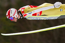 KRANJEC Robert (SLO) during Flying Hill Individual competition at 4th day of FIS Ski Jumping World Cup Finals Planica 2012, on March 18, 2012, Planica, Slovenia. (Photo by Vid Ponikvar / Sportida.com)