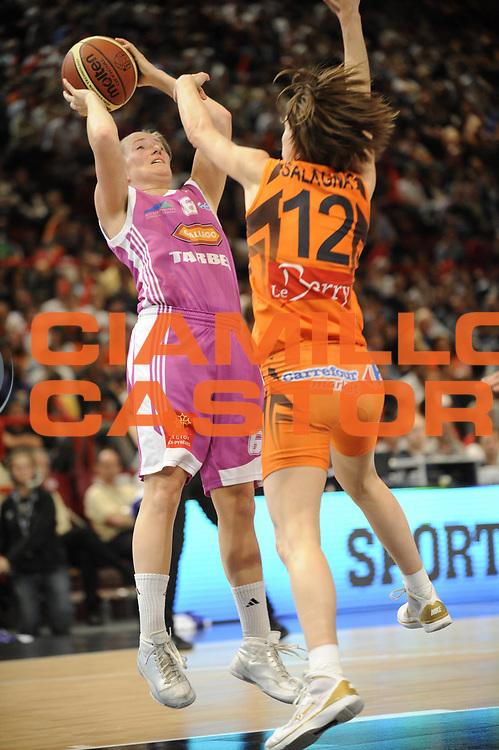 DESCRIZIONE : Coupe de France Finale Femme Bourges Tarbes<br /> GIOCATORE : Eldelbrink Frida<br /> SQUADRA : Tarbes<br /> EVENTO : FRANCE Coupe de France 2009-2010<br /> GARA : Bourges Tarbes<br /> DATA : 16/05/2010<br /> CATEGORIA : Basketball Finale Femme Coupe de France<br /> SPORT : Basketball<br /> AUTORE : JF Molliere par Agenzia Ciamillo-Castoria <br /> Galleria : France Coupe de France 2009-2010 <br /> Fotonotizia : Coupe de France Paris Bercy 2009-2010 Finale Femme Bourges Tarbes <br /> Predefinita :