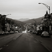 Center Street, Ashland, PA
