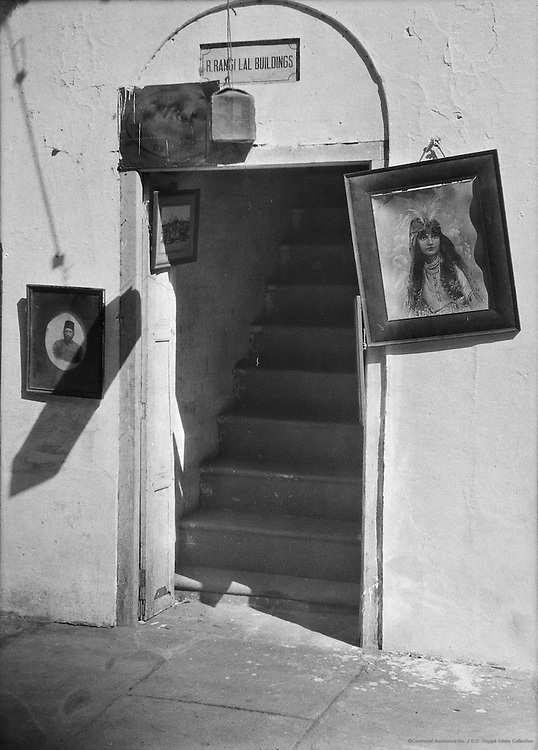 Photographic Art Society, Kashmiri Gate, Delhi, India, 1929