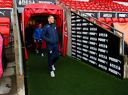 Lee Brown of Bristol Rovers - Mandatory by-line: Robbie Stephenson/JMP - 02/04/2018 - FOOTBALL - Highbury Stadium - Fleetwood, England - Fleetwood Town v Bristol Rovers - Sky Bet League One