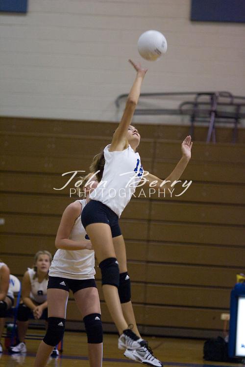 MCHS Varsity Volleyball.vs Luray.August 30, 2007