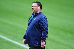 Worcester Valkyries Director of Rugby Roy Davies looks on- Mandatory by-line: Nizaam Jones/JMP - 22/09/2018 - RUGBY - Sixways Stadium - Worcester, England - Worcester Valkyries v Richmond Women - Tyrrells Premier 15s