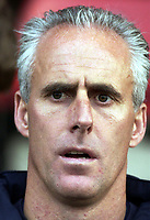 Photo Pete Downing<br />Crewe Alex V Sunderland.<br />Nationwide division one.<br /> 22/11/ 2003.<br />Sunderland manager Mick McCarthy.<br /><br />Photo:Peter Downing (Freelance)<br />T:07931 594789<br />E:photopete1@hotmail.com